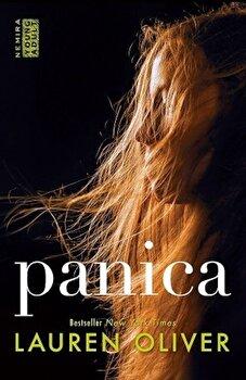 Panica/Lauren Oliver imagine