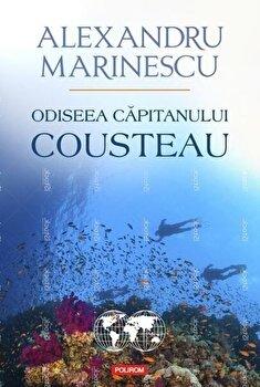 Odiseea capitanului Cousteau/Alexandru Marinescu imagine elefant.ro 2021-2022