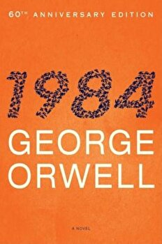 1984, Paperback/George Orwell poza cate
