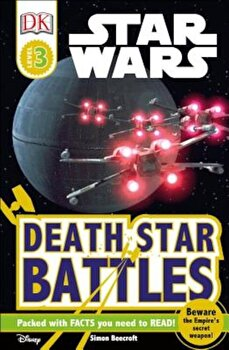 Star Wars: Death Star Battles, Paperback/Simon Beecroft poza cate