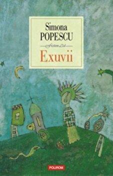 Exuvii (editia 2018)/Simona Popescu