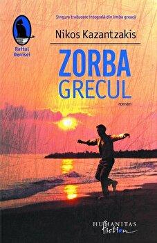 Coperta Carte Zorba Grecul