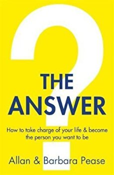Answer, Paperback/Barbara Pease poza cate