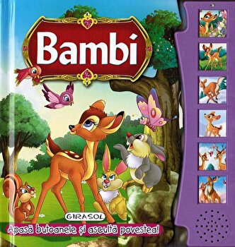 Citeste si asculta - Bambi/***