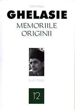 Memoriile originii/Ghelasie Gheorghe imagine