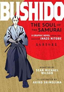 Bushido: The Soul of the Samurai, Paperback/Inazo Nitobe image0