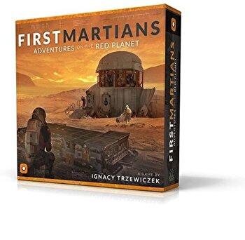 Joc First Martians - limba engleza