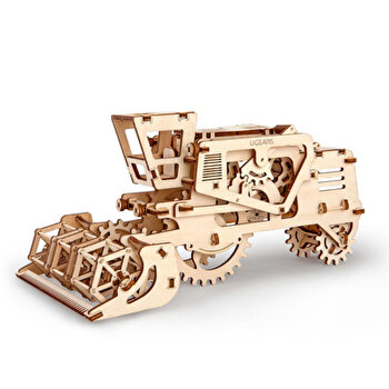 Puzzle 3D - Combina agricola, 154 piese