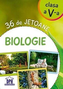Biologie - 36 de jetoane pentru clasa a v- a/***