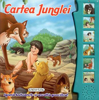 Citeste si asculta - Cartea junglei/*** imagine