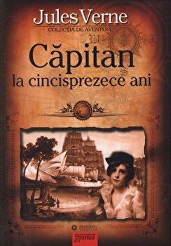 Capitan la cincisprezece ani/Jules Verne
