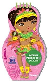 Desenez papusile mele braziliene cu Isabela/*** imagine