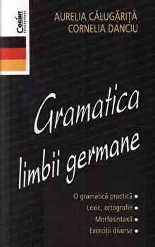 Gramatica limbii germane 2014/*** imagine elefant.ro 2021-2022