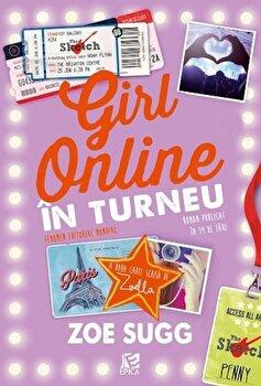 Coperta Carte Girl online in turneu
