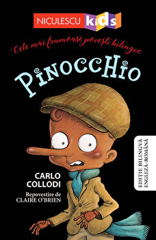 Pinocchio/repovestire de Claire O`Brien