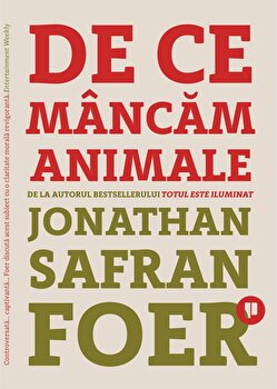 De ce mancam animale'/Jonathan Safran Foer imagine elefant.ro
