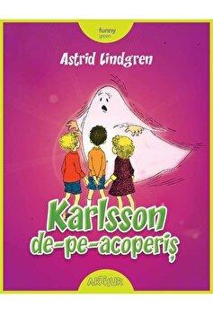 Karlsson de-pe-acoperis (2018)/Astrid Lindgren