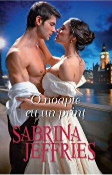 O noapte cu un print/Sabrina Jeffries