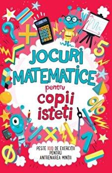Imagine  Jocuri Matematice Pentru Copii Isteti - ***