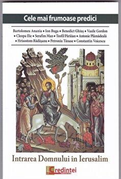 Imagine Cele Mai Frumoase Predici - Intrarea Domnului In Ierusalim - ***