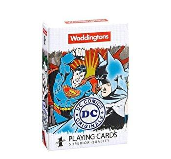 Carti de joc Waddingtons DC Retro