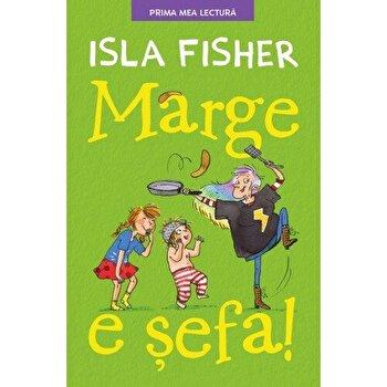 Marge e sefa/Isla Fisher