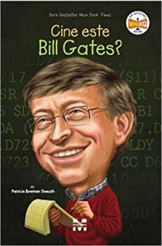 Cine este Bill Gates'/Patricia Brennan Demuth