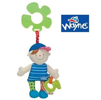 Jucarie carucior Wayne, 24 cm