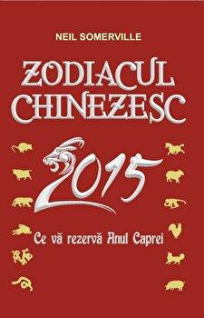 Zodiacul Chinezesc 2015. Ce va rezerva Anul Caprei/Neil Somerville poza cate