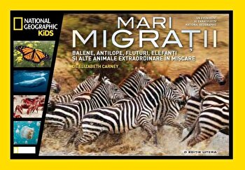Mari migratii/Elizabeth Carney imagine elefant.ro 2021-2022