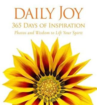Daily Joy: 365 Days of Inspiration, Hardcover/National Geographic image0