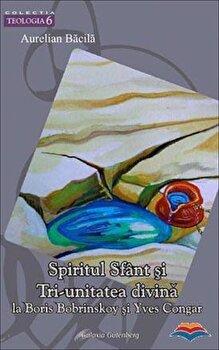Imagine Spiritul Sfant Si Tri-unitatea Divina La Boris Bobrinskoy Yves Congar - aurelian