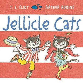 Jellicle Cats, Paperback/T.S. Eliot imagine