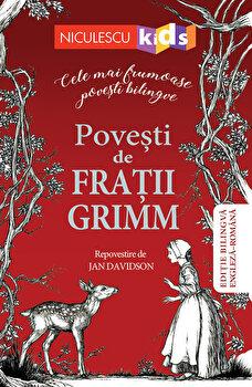Povesti de Fratii Grimm/repovestire de Jan Davidson