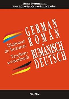 Dictionar de buzunar german-roman/roman-german/Octavian Nicolae, Hans Neumann, Ion Lihaciu