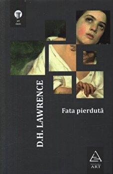 Fata pierduta/D.H. Lawrence imagine