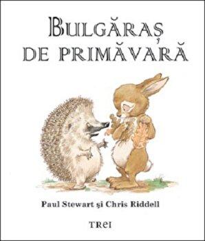 Bulgaras de primavara/Paul Stewart