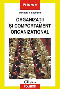 Organizatii si comportament organizational/Mihaela Vlasceanu imagine