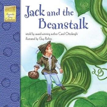 Jack and the Beanstalk, Paperback/Carol Ottolenghi poza cate
