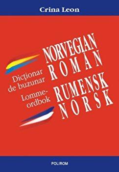 Dictionar de buzunar norvegian-roman/roman-norvegian/Crina Leon
