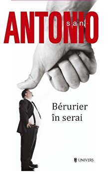 San-Antonio. Berurier in Serai/Frederic Dard
