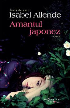 Coperta Carte Amantul japonez
