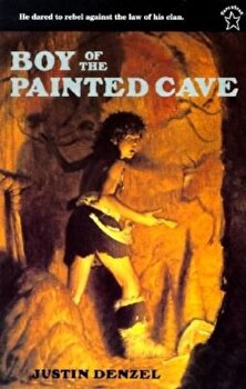 The Boy of the Painted Cave, Paperback/Justin Denzel poza cate
