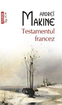Imagine Testamentul Francez (top 10+) - andrei Makine
