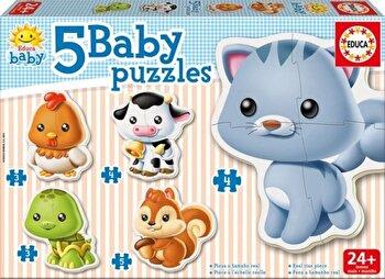 Puzzle Baby Animals
