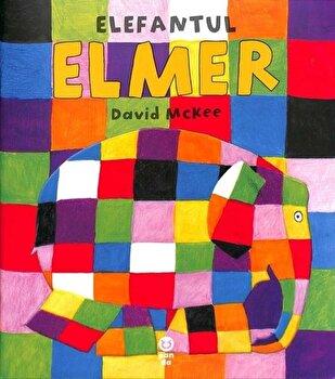 Elefantul Elmer/David McKee
