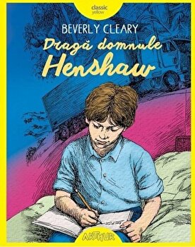 Draga Domnule Henshaw/Beverly Cleary