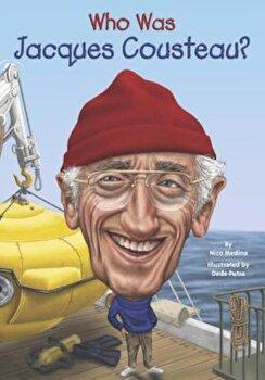 Who Was Jacques Cousteau', Paperback/Nico Medina imagine