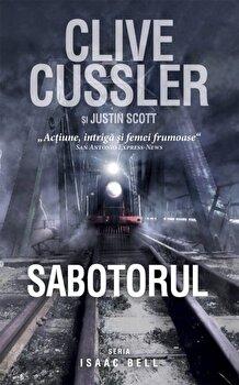 Imagine Sabotorul - clive Cussler