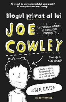 Blogul privat al lui Joe Cowley/Ben Davis